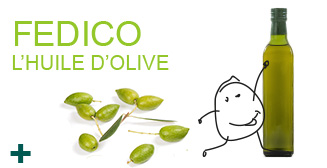 FEDICO - l'huile d'olive