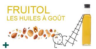 FRUITOL – les huiles à goût