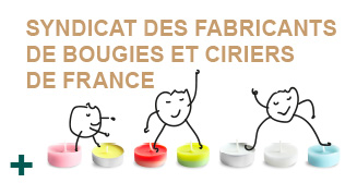 Syndicat des Fabricants de de BOUGIES & CIRIERS en France